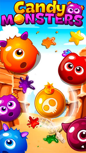 Descargar Candy monsters match 3 gratis para Android.