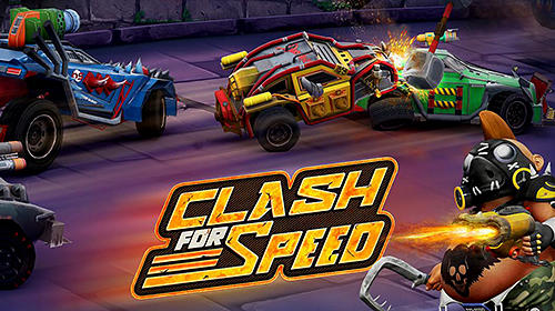 Descargar Clash for speed: Xtreme combat racing gratis para Android.