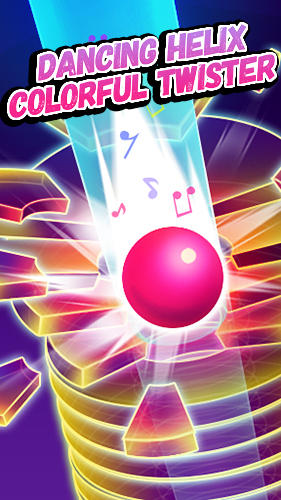 Descargar Dancing helix: Colorful twister gratis para Android.