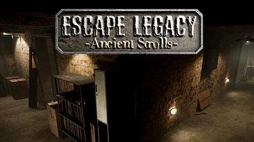 Descargar Escape legacy: Ancient scrolls VR 3D gratis para Android 5.0.