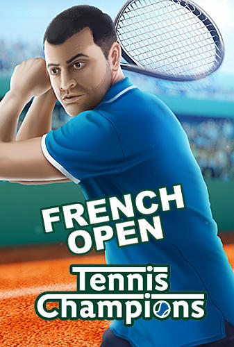 Descargar French open: Tennis games 3D. Championships 2018 gratis para Android.