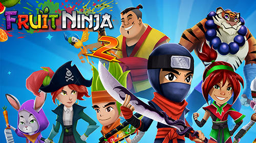Descargar Fruit ninja 2 gratis para Android.