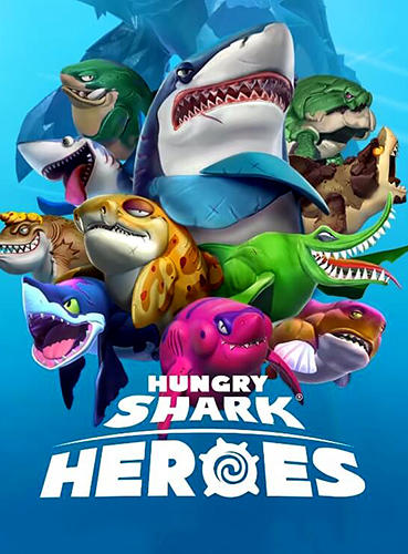 Descargar Hungry shark: Heroes gratis para Android.