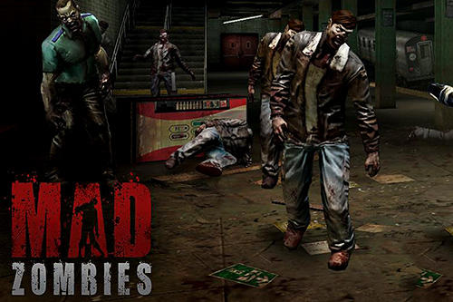 Descargar Mad zombies gratis para Android.