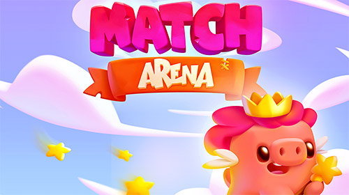 Descargar Match arena: Duel the kings of puzzle games gratis para Android.