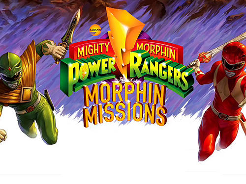 Descargar Mighty morphin: Power rangers. Morphin missions gratis para Android 6.0.