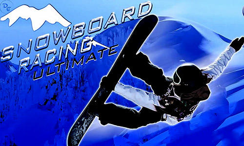 Descargar Snowboard racing ultimate gratis para Android.