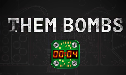 Descargar Them bombs: Co-op board game play with 2-4 friends gratis para Android.