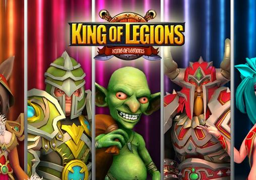 Descargar King of legions gratis para Android 4.1.2.