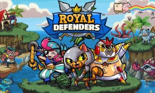 Descargar Royal defenders gratis para Android 4.1.2.