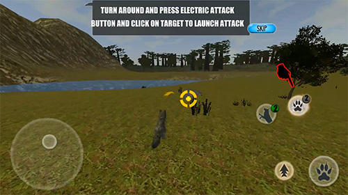 Scary wolf: Online multiplayer game