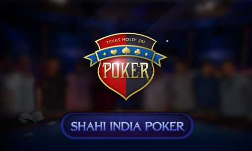 Descargar Shahi India poker gratis para Android 4.1.2.