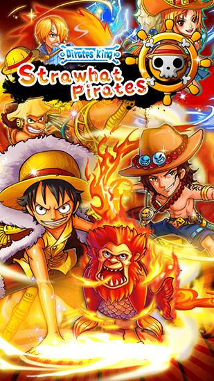 Descargar Strawhat pirates: Pirates king. Romance dawn gratis para Android 4.1.2.