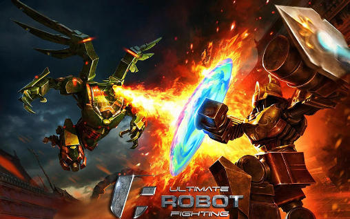 Descargar Ultimate robot fighting gratis para Android 4.2.2.