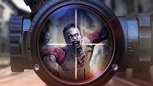Zombie shooter: Fury of war