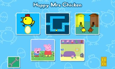 Descargar Peppa Pig  Happy Mrs Chicken para Android gratis
