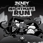 Con la juego Dig bombers: PvP multiplayer digging fight para Android, descarga gratis Bendy in nightmare run  para celular o tableta.