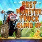 Con la juego Joe Dever's Lone wolf para Android, descarga gratis Best monster truck climb up  para celular o tableta.