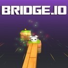 Con la juego Puzzle trooper para Android, descarga gratis Bridge.io  para celular o tableta.