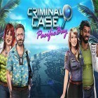 Con la juego Super Snake HD para Android, descarga gratis Criminal case: Pacific bay  para celular o tableta.