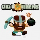 Descargar gratis Dig bombers: PvP multiplayer digging fight para Android.