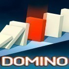 Con la juego Dig bombers: PvP multiplayer digging fight para Android, descarga gratis Domino by Ketchapp  para celular o tableta.