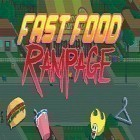 Con la juego Puzzle monsters para Android, descarga gratis Fast food rampage  para celular o tableta.