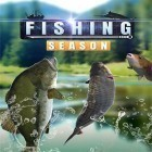 Con la juego Basketball Shot para Android, descarga gratis Fishing season: River to ocean  para celular o tableta.