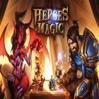 Con la juego Diner Frenzy HD para Android, descarga gratis Heroes of magic: Card battle RPG  para celular o tableta.