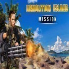 Con la juego Rhino rush: Stampede para Android, descarga gratis Island demolition ops: Call of infinite war FPS  para celular o tableta.