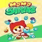 Con la juego El Tiro de Muerte para Android, descarga gratis Momo strike: Endless block breaking game!  para celular o tableta.