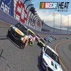 Con la juego Horse world 3D: My riding horse para Android, descarga gratis NASCAR heat mobile  para celular o tableta.