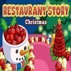 Con la juego The deadshot para Android, descarga gratis Restaurant story: Christmas  para celular o tableta.