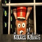 Con la juego Kind of soccer para Android, descarga gratis Rocket rabbits  para celular o tableta.