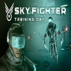 Con la juego Puzzle trooper para Android, descarga gratis Sky fighter: Training day  para celular o tableta.