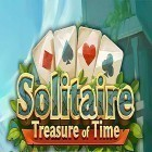 Con la juego Oneshot! para Android, descarga gratis Solitaire: Treasure of time  para celular o tableta.