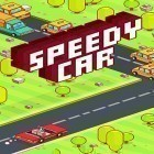 Con la juego Solitaire+ para Android, descarga gratis Speedy car: Endless rush  para celular o tableta.