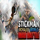 Con la juego Super Dynamite Fishing para Android, descarga gratis Stickman royale: World war battle  para celular o tableta.