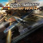 Con la juego Radiant para Android, descarga gratis Air fighter war: Armageddon  para celular o tableta.