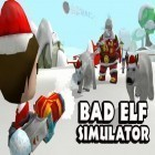 Con la juego Car wash and design para Android, descarga gratis Bad elf simulator  para celular o tableta.