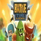 Con la juego Puzzle trooper para Android, descarga gratis Battle time: Oldschool  para celular o tableta.