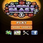 Con la juego Duck Hunter para Android, descarga gratis Bubble Blast Halloween  para celular o tableta.