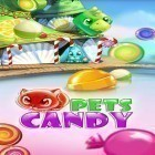 Con la juego Drawn: The painted tower para Android, descarga gratis Candy pets  para celular o tableta.