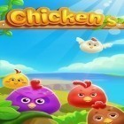Con la juego Stampede run para Android, descarga gratis Chickens crush  para celular o tableta.