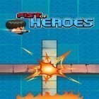 Con la juego Super Snake HD para Android, descarga gratis Fist of heroes  para celular o tableta.