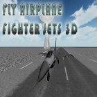 Con la juego Zombie: Whispers of the dead para Android, descarga gratis Fly airplane fighter jets 3D  para celular o tableta.