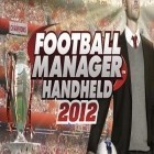 Con la juego Drawn: The painted tower para Android, descarga gratis Football Manager Handheld 2012  para celular o tableta.