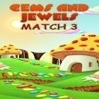 Con la juego Angry Birds Rio para Android, descarga gratis Gems and jewels: Match 3  para celular o tableta.