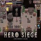 Con la juego The king of fighters 97 para Android, descarga gratis Hero siege  para celular o tableta.