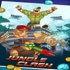 Con la juego Tiny station para Android, descarga gratis Jungle clash  para celular o tableta.